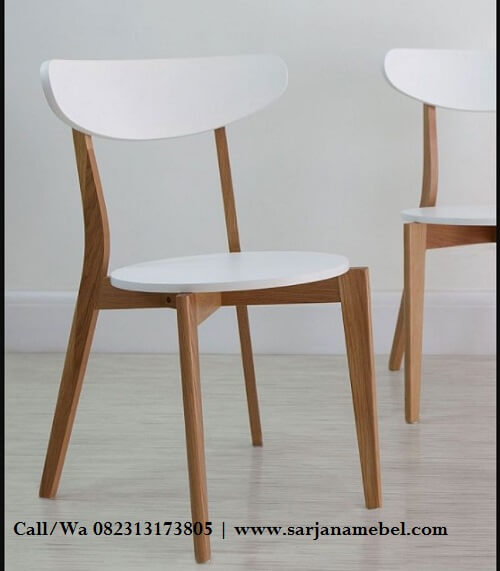 Kursi Cafe dan Bar Model Oval
