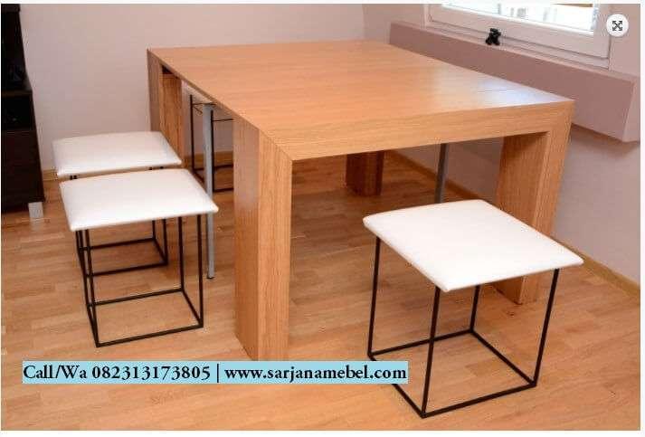 Meja Kopi Restoran Cafe Modern | SARJANA MEBEL