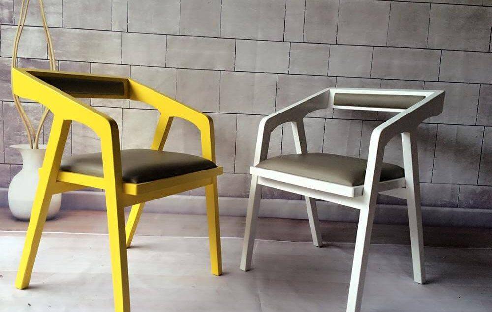 Kursi Cafe Warna Warni Terbaru | SARJANA MEBEL