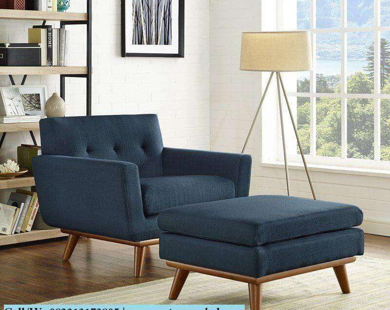 Kursi Sofa Santai Scandinavian | SARJANA MEBEL