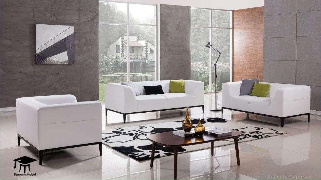Set Sofa Tamu Mewah Modern | SARJANA MEBELSet Sofa Tamu Mewah Modern | SARJANA MEBEL