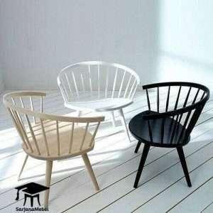 Gambar Kursi Cafe Oval | Sarjana Mebel