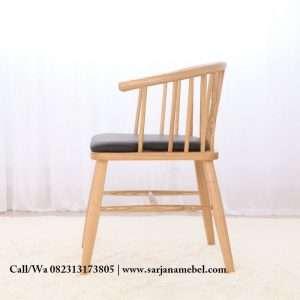 Gambar Kursi Cafe Model Rangjang Jari-Jari Murah