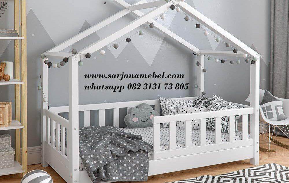 Dipan Tempat Tidur Anak Murah Terbaru
