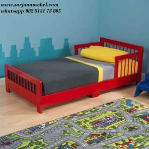Tempat Tidur Anak Murah Kayu Jati