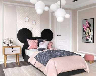 Tempat Tidur Anak Perempuan Hello Kity