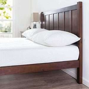 Detail Tempat Tidur Minimalis Kayu Murah