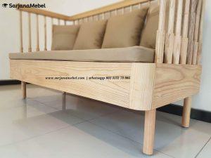Bangku Single Minimalis Model Terbaru