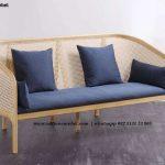 Sofa Rottan Minimalis Model Terbaru