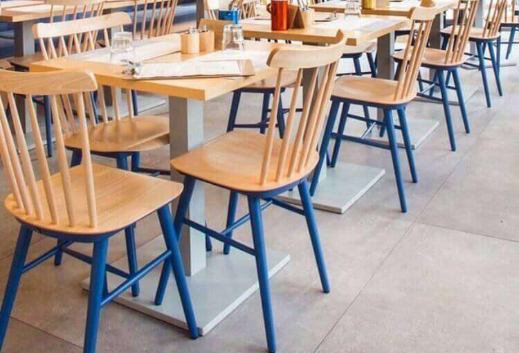 Set Kursi Makan Cafe Minimalis Terbaru